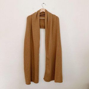 H&M Woven Brown Scarf